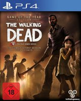 The Walking Dead: A Telltale Games Series - Game of the Year Edition (PS4)