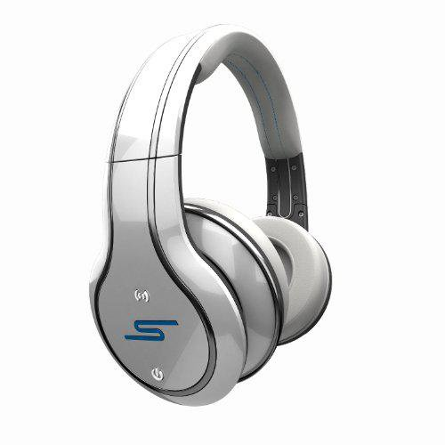 SMS Audio SYNC by 50 Over Ear (Ghost White)