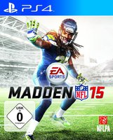 EA Sports Madden NFL 15 (PS4)