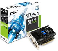 MSI N750Ti 2GD5/OCV1 (2048MB)