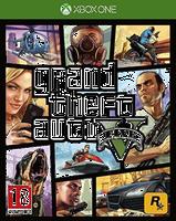 Grand Theft Auto 5 (Xbox One)