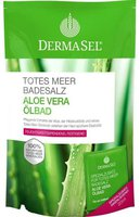 DermaSel Totes Meer Badesalz (400 g) + Aloe Vera Ölbad (20 ml)