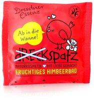 Dresdner Essenz Dreckspatz fruchtiges Himbeerbad (50 g)