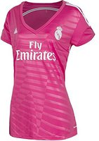 Adidas Real Madrid Away Trikot Damen 2014/2015