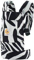 Ergobaby Babytrage für Puppen Zebra