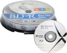 Xlayer BD-R 25GB 6x 50er Spindel