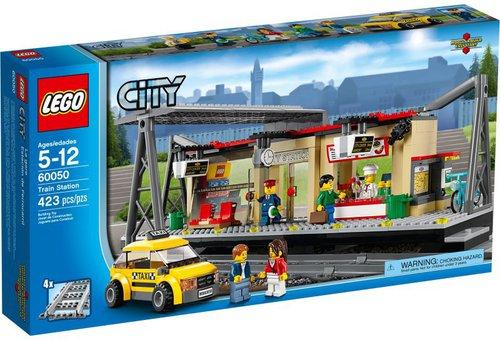 LEGO City Bahnhof (60050)