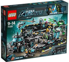 LEGO Ultra Agents Hauptquartier (70165)