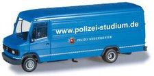 """Herpa Mercedes-Benz T2 Langkasten  """"Polizei Niedersachsen """" (091411)"""