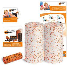 Blackroll Orange Twin-Set MED