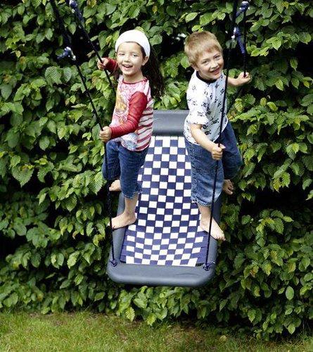 die-schaukel Mehrkindschaukel Standard klein (109 x 53 cm)