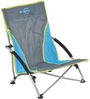 Bo-Camp Beach Chair Compact