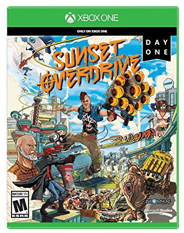 Sunset Overdrive: Day One Edition (Xbox One)