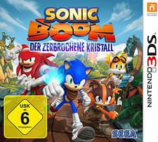 Sonic Boom (3DS)