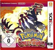 Pokémon Omega Rubin (3DS)