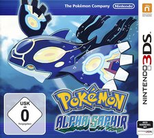 Pokémon: Alpha Saphir (3DS)