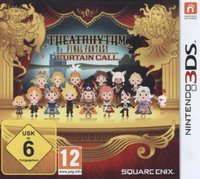 Theatrhythm: Final Fantasy - Curtain Call (Standard Edition) (3DS)