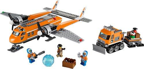 LEGO City Arktis-Versorgungsflugzeug (60064)