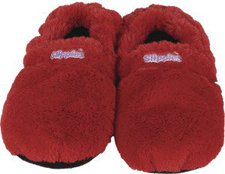 Greenlife Value Slippies Deluxe Plush rot