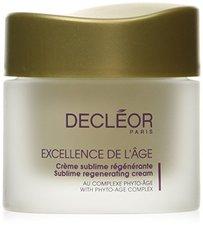 Decleor Excellence de L'Âge Crème Sublime Régénérante (50 ml)