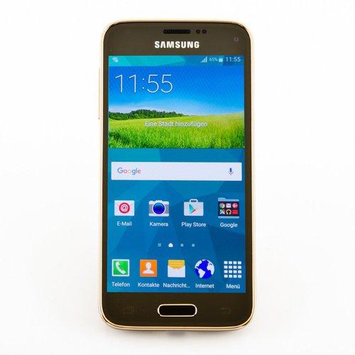 Samsung Galaxy S5 mini Copper Gold ohne Vertrag
