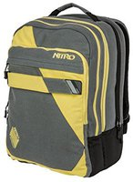 Nitro Lock Backpack gunmetal