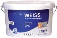 Schulz Farben Classic Weiss 10 l