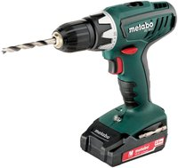Metabo BS 18 Li (2 x 2,0 Ah) (6.021165.30)