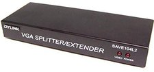 Cablematic dYLINK Extender VGA-und Audio