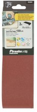 Piranha Schleifband-Set 75 x 533 mm 3 tlg. K 150 (X33201)