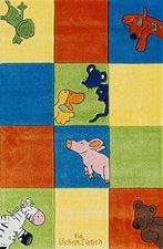 Böing Carpet Die Lieben Sieben Teppich (150 x 220 cm) Karo
