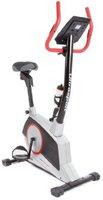 Ultrasport Heimtrainer Racer 1000A mit Handpuls-Sensoren inkl. Trinkflasche