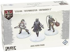 Fantasy Flight Games Dust Tactics - Axis Hero Pack