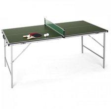 Klarfit King Pong Tischtennisplatte klappbar