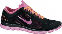 Nike Free 5.0 TR Fit 4 Wmn light base grey/atomic orange/volt/medium base