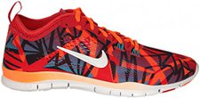 Nike Free 5.0 TR Fit 4 PRT Wmn geranium/white/polarized blue/atomic orange