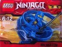 LEGO Ninjago - Ninja Jay + Katana (30084)