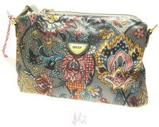 Oilily French Paisley Shoulder Bag S