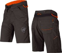Mammut Realization Shorts graphite