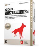 Gdata TotalProtection 2015 Renewal (5 User) (2 Jahre) (DE) (Win) (ESD)