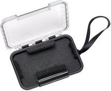 b-w Outdoor Case Typ 200 schwarz/transparent