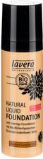 Lavera Sensitiv Natural Liquid Foundation - 06 Almond Caramel (30 ml)