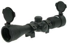 Cybergun Swiss Arms Zielfernrohr 4 x 32 mit Weaver & 11mm Montage