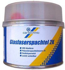 Cartechnic 2K Glasfaserspachtel (500 g)