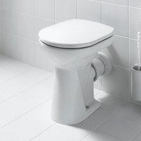 Laufen Pro Stand-WC (821956400) weiß mit LCC