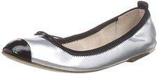 Bloch Shoes Luxury Ballet Flat silver