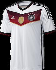 Adidas Deutschland Home Trikot Junior 4 Sterne