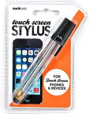 Suck UK Touch Screen Stylus Black