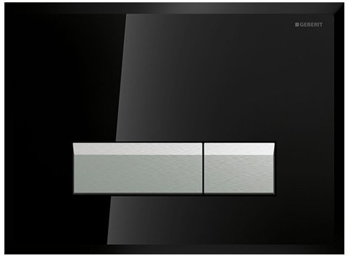 Geberit Sigma 40 (115.600.SJ1) schwarz