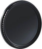 Somikon Variabler Graufilter ND2 bis ND400 77mm